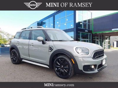 2019 MINI Countryman COOPER S COUNTRYMAN ALL4 (moonwalk)