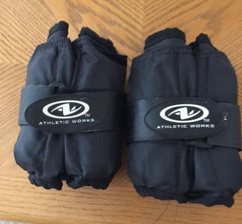 Athletic Works Ankle Weights