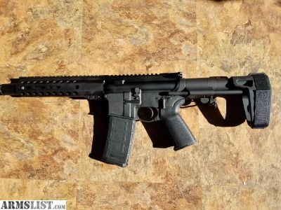 For Sale: Ar15 pdw pistol