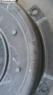 210MM Flywheel,Pressure Plate,Clutch Disk