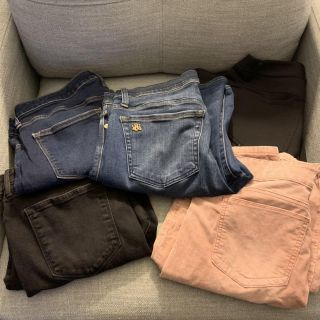 VGC Lot of 5 size 14 skinny pants/jeans