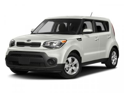 2018 Kia Soul Base (Clear White)