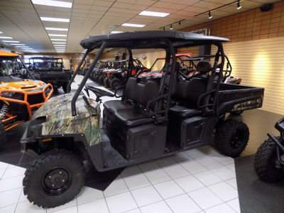 2012 Polaris Ranger Crew 800 EPS Side x Side Utility Vehicles Chanute, KS