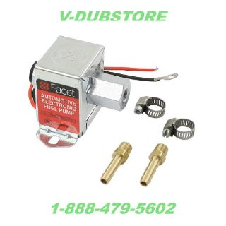 Purchase EMPI 41-2010 FACET FUEL PUMP 2-4 P.S.I. VW DUNE BUGGY BUG GHIA BAJA ENGINE PARTS motorcycle in Saint Johns, Pennsylvania, United States, for US $62.95