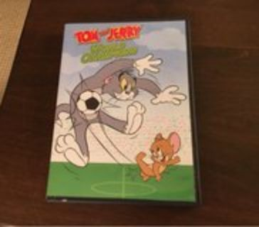 Tom & Jerry World Champions DVD