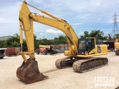 2015 Komatsu PC360LC-11 Track Excavator