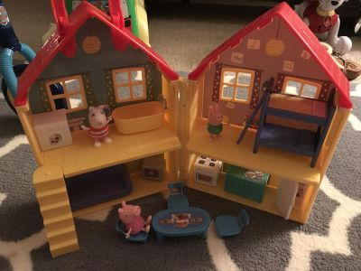 Peppa Pig s Deluxe House