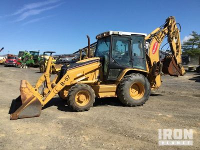 Cat 430D 4x4 Backhoe Loader
