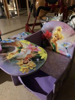 Disney Tinkerbell desk with drawer