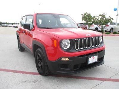 2018 Jeep Renegade LATITUDE 4X2 ()
