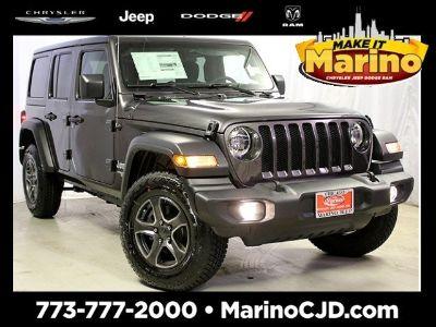 2018 Jeep Wrangler Unlimited (Crystal Metallic)