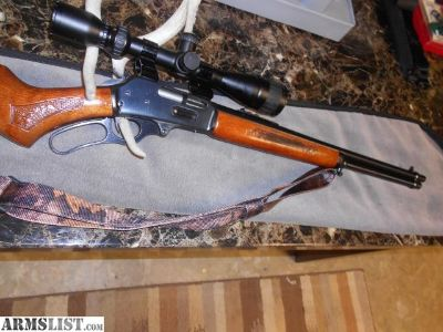 For Sale: Marlin 30/30 JM Stamped