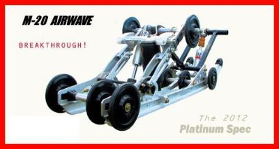 Sell FAST M-20 M20 AIRWAVE AIR WAVE Diamond Snowmobile Suspension-Yamaha-Polaris-Cat motorcycle in Detroit, Michigan, US, for US $1,967.00