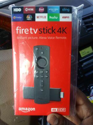 Fire tv stick 4k brand new
