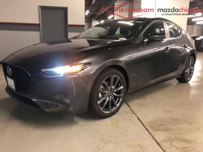 2019 Mazda Mazda3 Base (Machine Gray)
