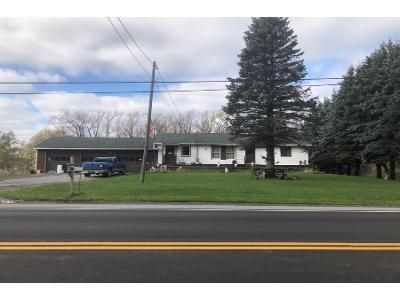 2 Bed 1.0 Bath Preforeclosure Property in Bliss, NY 14024 - Route 39