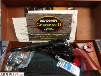 For Sale: NIB Heritage Arms Rough Rider .22LR/.22M