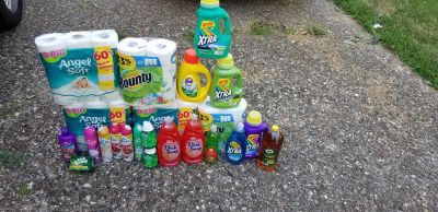 New household bundle or products starting @ $2 & up