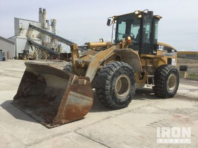 Cat 938G Series II Wheel Loader