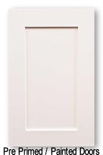 Pre Painted Shaker Style Cabinet Doors As Low As $21.48