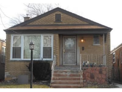 3 Bed 1 Bath Foreclosure Property in Riverdale, IL 60827 - S Dearborn St