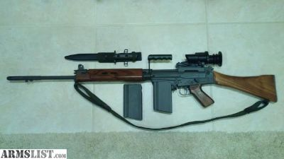For Sale: FAL Unfired Package