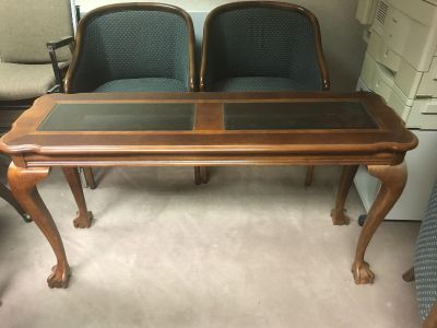 Entry or sofa table