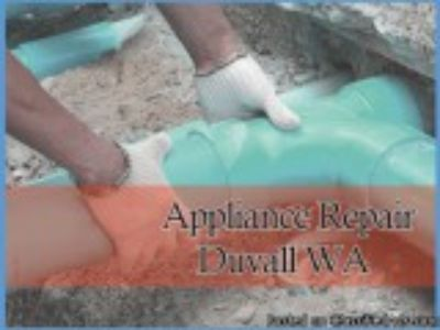 Appliance Repair Service in Duvall