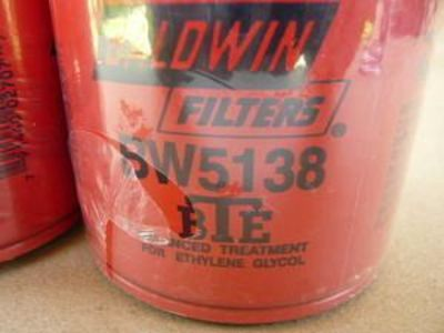 Sell BW5138 Coolant Spin-on with BTE Formula Lot of 10 motorcycle in Tampa, Florida, US, for US $150.00