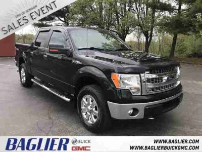 2014 Ford F-150 XLT Chrome Package Trailering Package Premium Cloth P Sliding