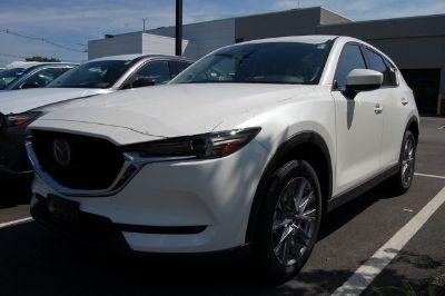 2019 Mazda CX-5 (Snowflake White Pearl)