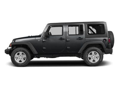 2014 Jeep Wrangler Unlimited Sahara (Gray)
