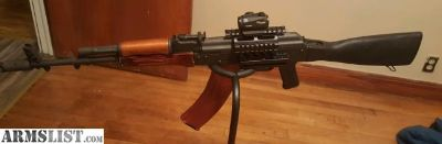 For Sale/Trade: Bulgarian AK-74