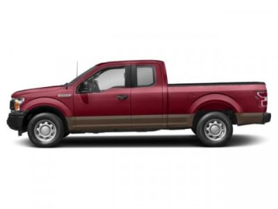 2019 Ford F-150 King Ranch (Ruby Red Metallic Tinted Clearcoat)