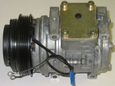 Sell NEW 7511528 COMPLETE A/C COMPRESSOR AND CLUTCH motorcycle in Miami, Florida, United States, for US $204.99