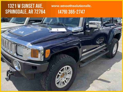 Used 2007 HUMMER H3 for sale
