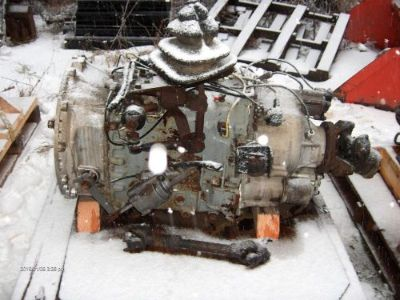 Sell Transmission, 9-speed Volvo Truck VT1309, VT 1309, Will Ship motorcycle in Mukwonago, Wisconsin, United States, for US $995.00