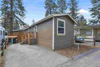 475 Thrush Drive #60 Big Bear Lake Two BR, mobile home in
