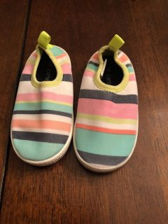 Carter s water shoes size 6