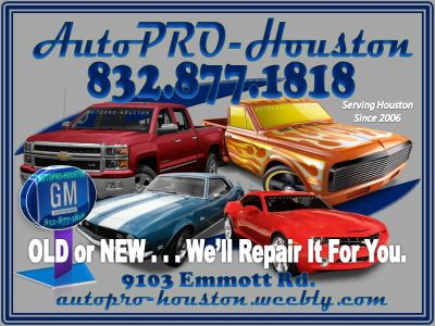 Not wanting everybody's business. Just your's - AutoPRO-Houston