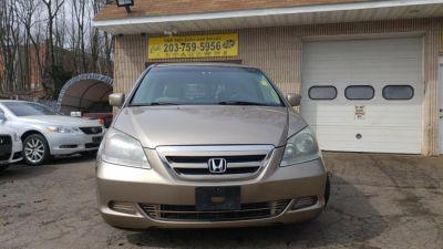 2007 Honda Odyssey EX-L (Tan)