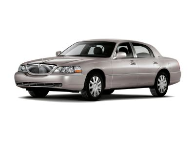 2007 Lincoln Town Car Signature (Silver)