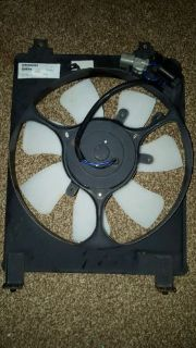 Sell Engine a/c Cooling Fan TYC 610970 fits 06-11 Honda Civic 1.8L-L4 motorcycle in Lehigh Acres, Florida, United States
