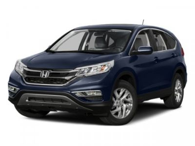2015 Honda CR-V EX (BLACK)