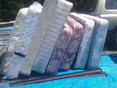 Box Springs and mattresses