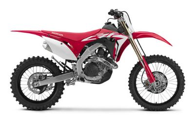 2019 Honda CRF450RX Motorcycle Off Road Durant, OK