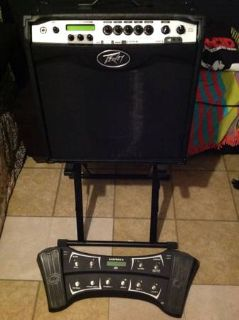 Peavey Vypyr VIP-3  and Sanpera Vypyr foot controller
