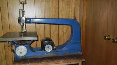 Model 103.0404 Jig Saw