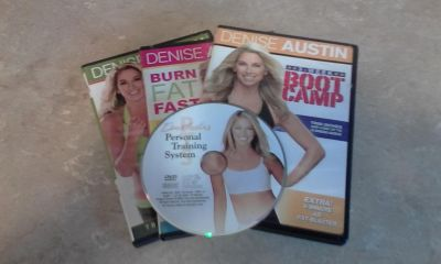4 workout dvds