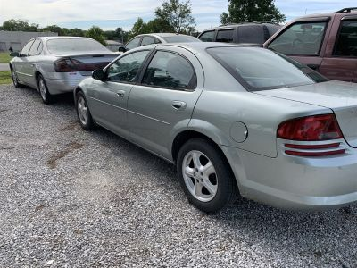 2006 Dodge Stratus SXT (Green,Light)